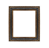 Old picture frame. - 174081838
