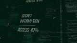 Pop art hackers code illustration