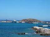 Chora town Naxos Island Cyclades Greece - 174161884