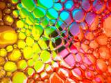 Crazy colourful bubbles - 174171833