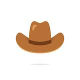 Cowboy hat vector  - 174236849