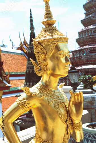 Foto op Canvas Bangkok thailand