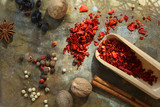 Spices background - 174284633