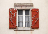 the red window, france