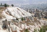 Rock formation in Cappadocia, Turkey