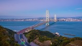 Akashi Kaikyo Bridge - 174320853