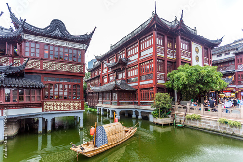 Foto op Plexiglas Shanghai yu Garten gebiet
