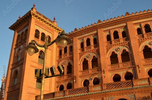 Foto op Canvas Madrid Madrid - Plaza de Toros de Las Ventas