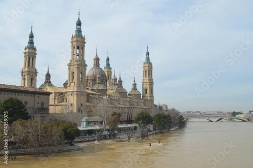 Zaragoza - Basilica de Nuestra Senora del Pilar