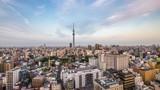 Tokyo, Japan skyline - 174369618