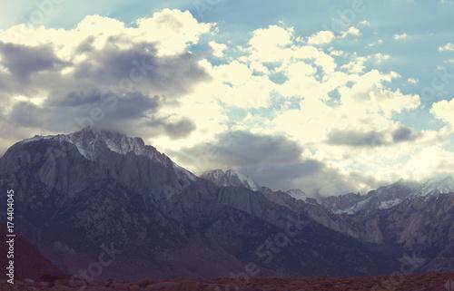 Fotobehang Galyna A. Autumn in Sierra Nevada