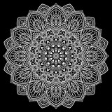 Mandala pattern white - 174435415