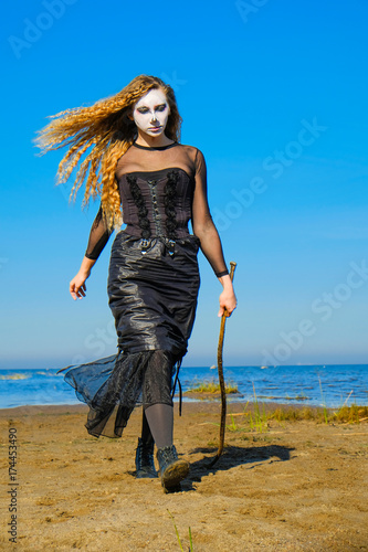the witch on the sea