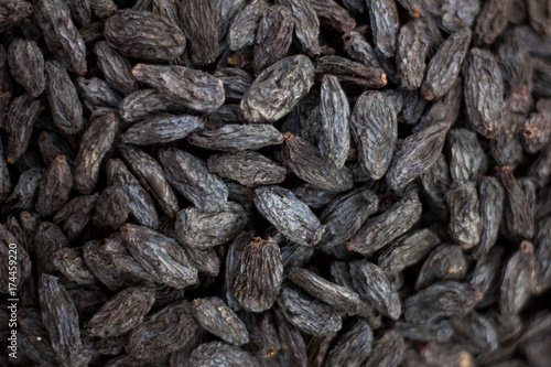 Prunes. Dried fruits. - 174459220