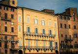 building in Siena Italy
