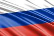 waving flag Russia