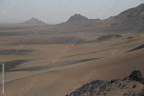 Poster Cappuccino Iran Dashte Lut Desert