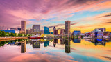 Baltimore, Maryland Skyline - 174486457