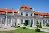 Lower Belvedere Palace in Vienna - 174489851