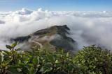 Landscape mist and beautiful mountain scenery in Phutabberk Phetchabun, Thailand - 174505453