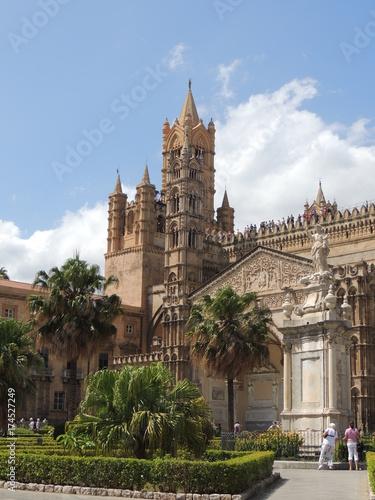 Staande foto Palermo Cattedrale di Palermo