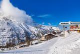 Mountain ski resort Hochgurgl Austria - 174534044