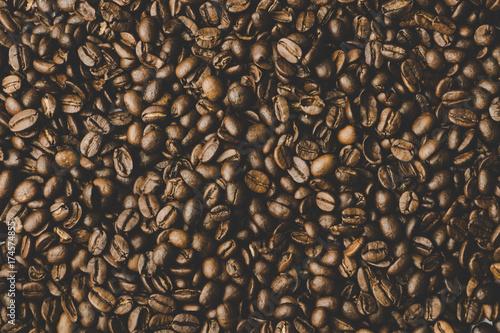 Papiers peints Café en grains coffee beans background