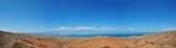 Горный пейзаж, панорама гор