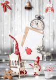 Christmas Greeting Card - 174587025