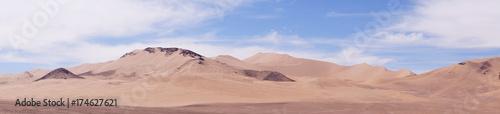 In de dag Zalm Desierto de Atacama
