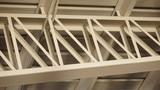 detalle arquitectónico en metal - 174629428