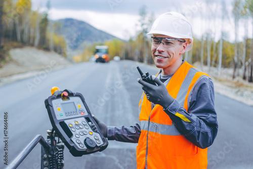 ashalting nachine operator