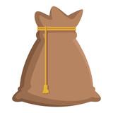 Bag of money icon vector illustration graphic design - 174667458