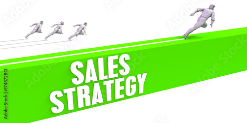 Sales Strategy - 174672841
