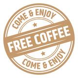 Free Coffee Stamp