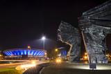 Monument in Katowice