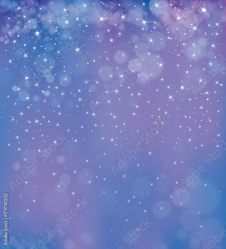 Vector abstract, sparkle,    lights background.