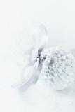 Vintage Christmas Ball with Satin Ribbon - 174760684