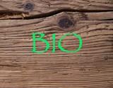 Bio Vegan Vegetarisch Holz Natur - 174764855