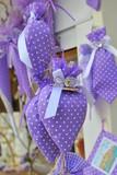 Lawendowe dekoracje - 174771482