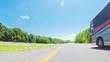 Quadro Cross-country road trip