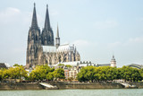 Cologne Cathedral in Germany - 174890650