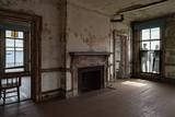 ellis island abandoned psychiatric hospital interior rooms - 174917235