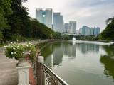 Perdana botanical garden in Kuala Lumpur city centre