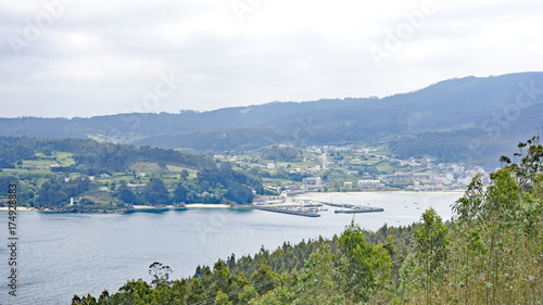 Vicedo, La Marina Occidental, Lugo, Galicia, España
