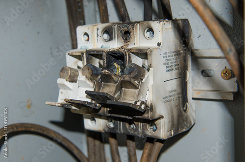 fuse high power voltage electronic box burn fire buy photos ap Old House Fuse Box Burnt Breaker Fuse Box #15
