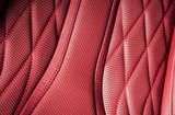 Part of  leather car seat details - 174959892