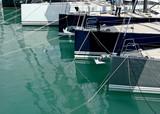 Sailboats in the marina - 174964061
