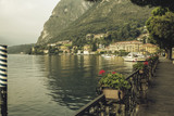 Menaggio town at Como lake in Italy - 174967646