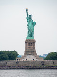 The Statue of Liberty in New York City Downtown - 174978004
